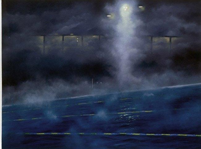 Night Swimming 7