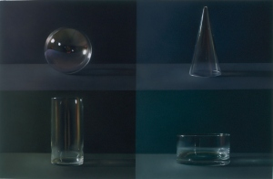 Four Glass Objects 2