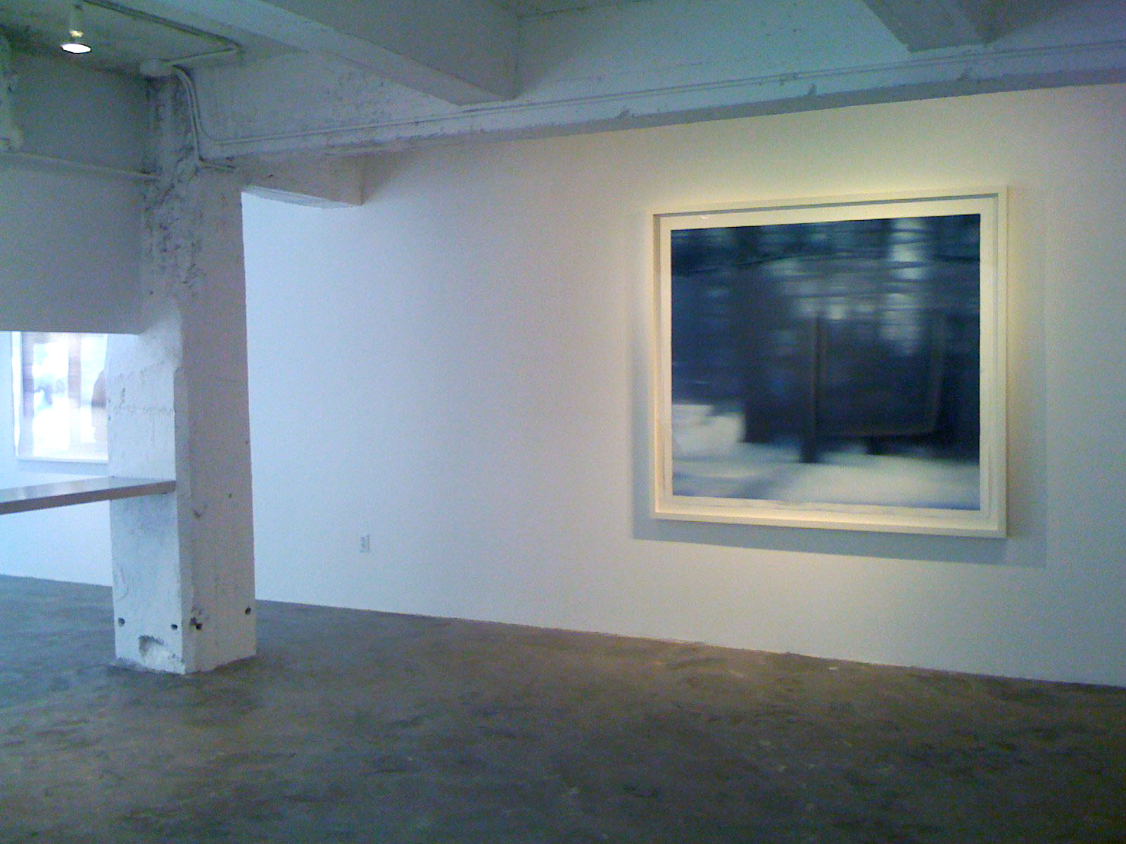 No Vanishing Point, Patricia Sweetow Gallery, Exhibition
