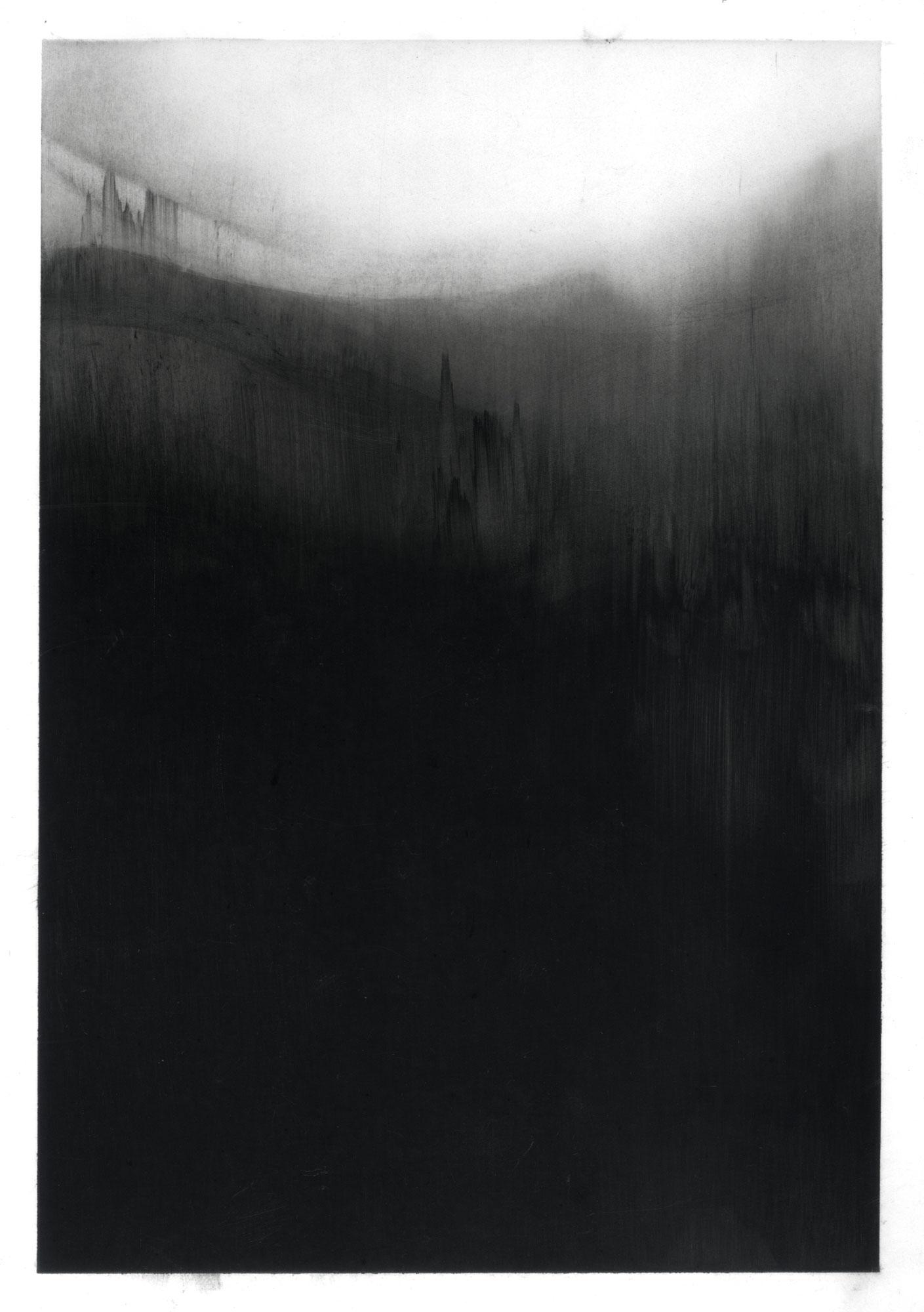 After the Rain: Castel Sant Elia 8.1